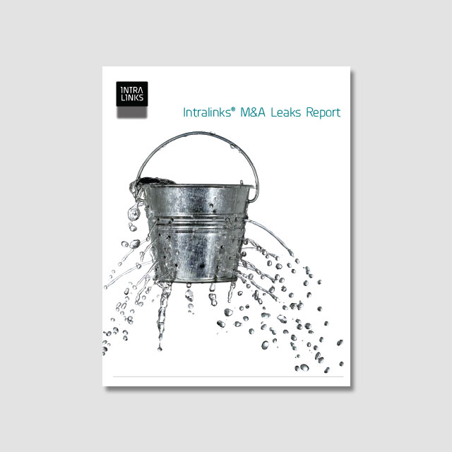 M&A Deal Leaks Report
