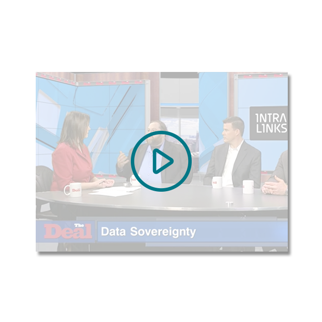 Webcast Replay: Data Sovereignty