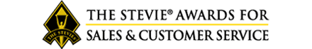 2018 Stevie award for customer service