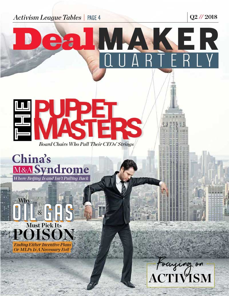The Dealmaker's Quarterly Report Q2 2018