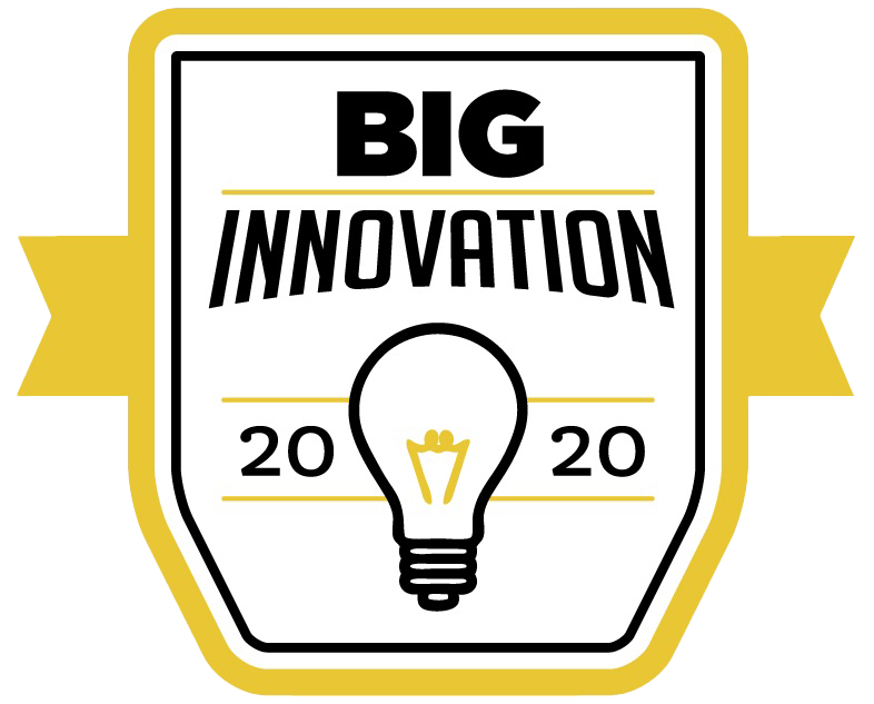 BIG Innovation Award 2020 Logo
