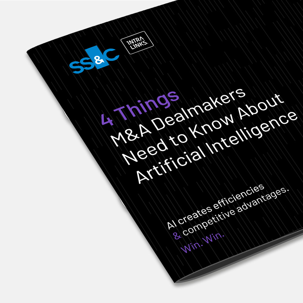 4 Things Dealmakers Need to Know about Artificial intelligence in 2020