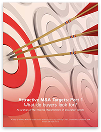 The Attractive M&A Targets Report: The 6 things that make you look great