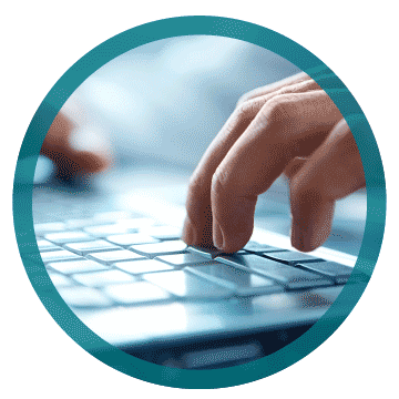 On-Demand Security Typing on a Laptop