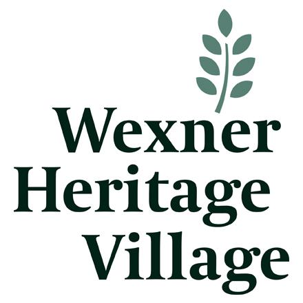 Wexner Heritage Village logo