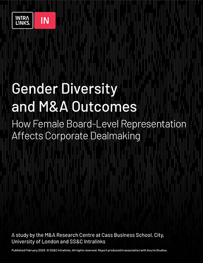 Gender Diversity and M&A Outcomes