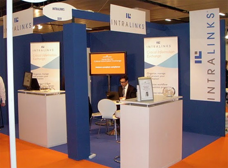 Intralinks Booth