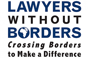 Lawyers Without Borders logo