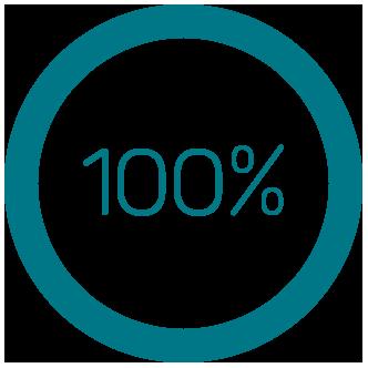 글로벌 Fortune 100 기업의 100%가 Intralinks 사용