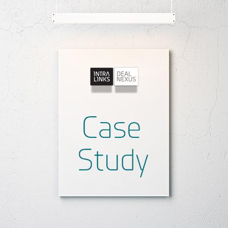 Intralinks Dealnexus case study