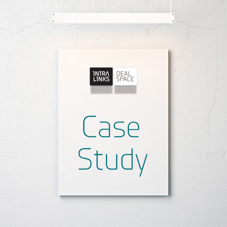 Intralinks Dealspace case study