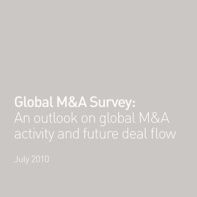 Global M&A Survey