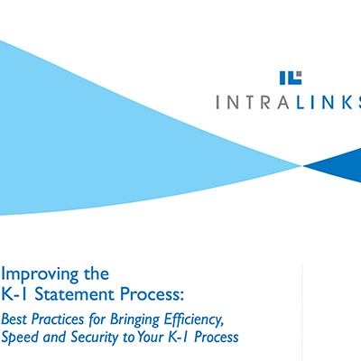 Improving the K1 Statement Process white paper