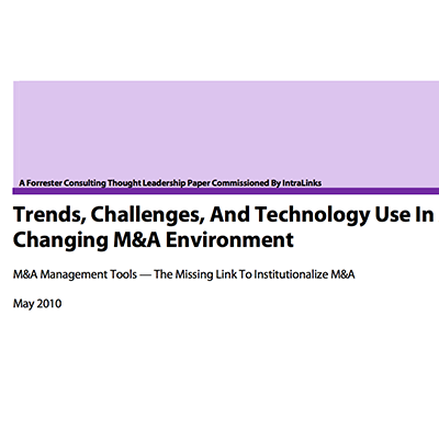 Trends, Challenges and Tech