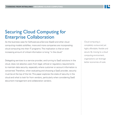 white paper securing cloud computing
