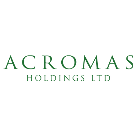 Acromas Holdings Ltd logo