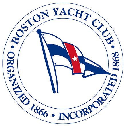 Boston Yacht Club logo