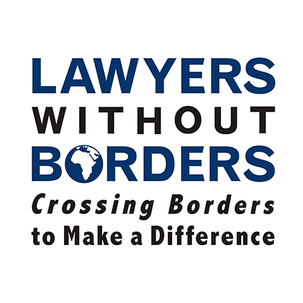 Lawyers Without Boarders logo