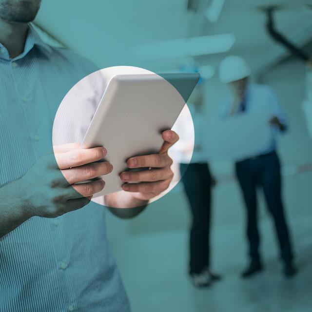 Centralizar los documentos de trabajo para un acceso fácil y rápido.