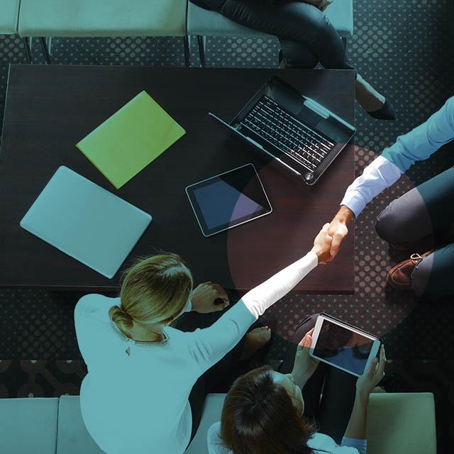 Vorkonfigurierte Unternehmenslösungen