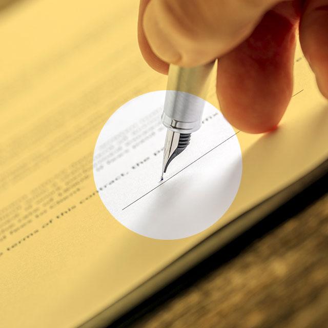 Respaldamos todas sus necesidades de cumplimiento y certificación.