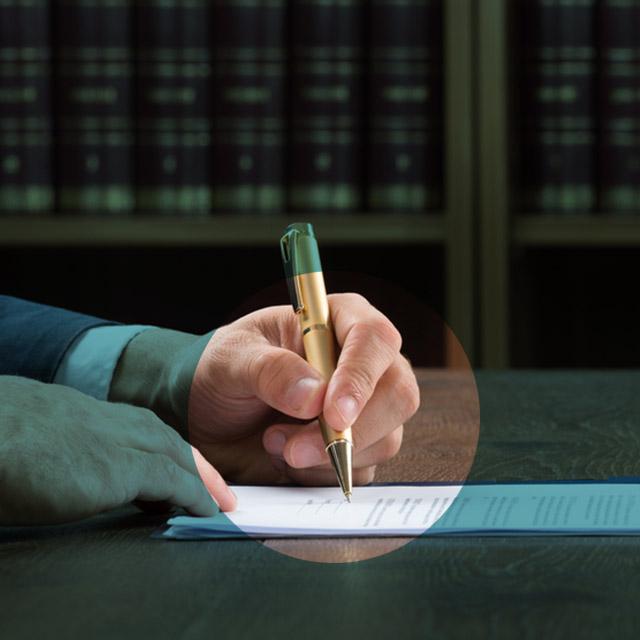 계약 관리: 계약을 안전하게 관리하고 저장하세요.