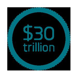 $30 trillion