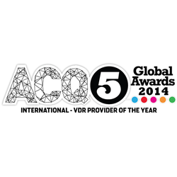 ACQ Global Award 2014: International VDR Provider of the Year