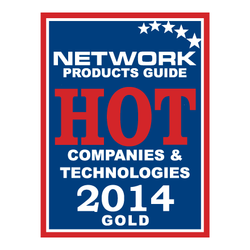 Network Products Guide Gold Winner 2014 - Hot Technologies Suitable for EMEA