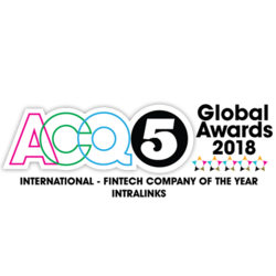 International - Fintech Company of the Year, Intralinks