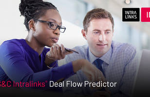 Intralinks Deal Flow Predictor for Q4 2019