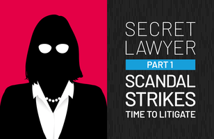 Secret Lawyer Intralinks