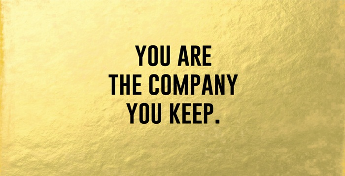 You are the Company you Keep - Intralinks Dealspace