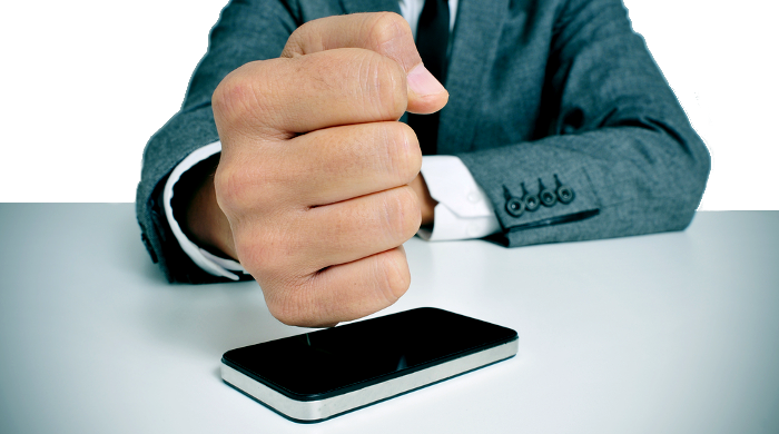 Secure Your Mobile Enterprise Without an Employee Revolt - Intralinks
