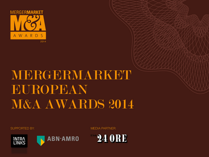 Mergermarket European M&A Awards 2014