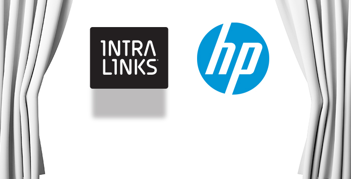HP and Intralinks